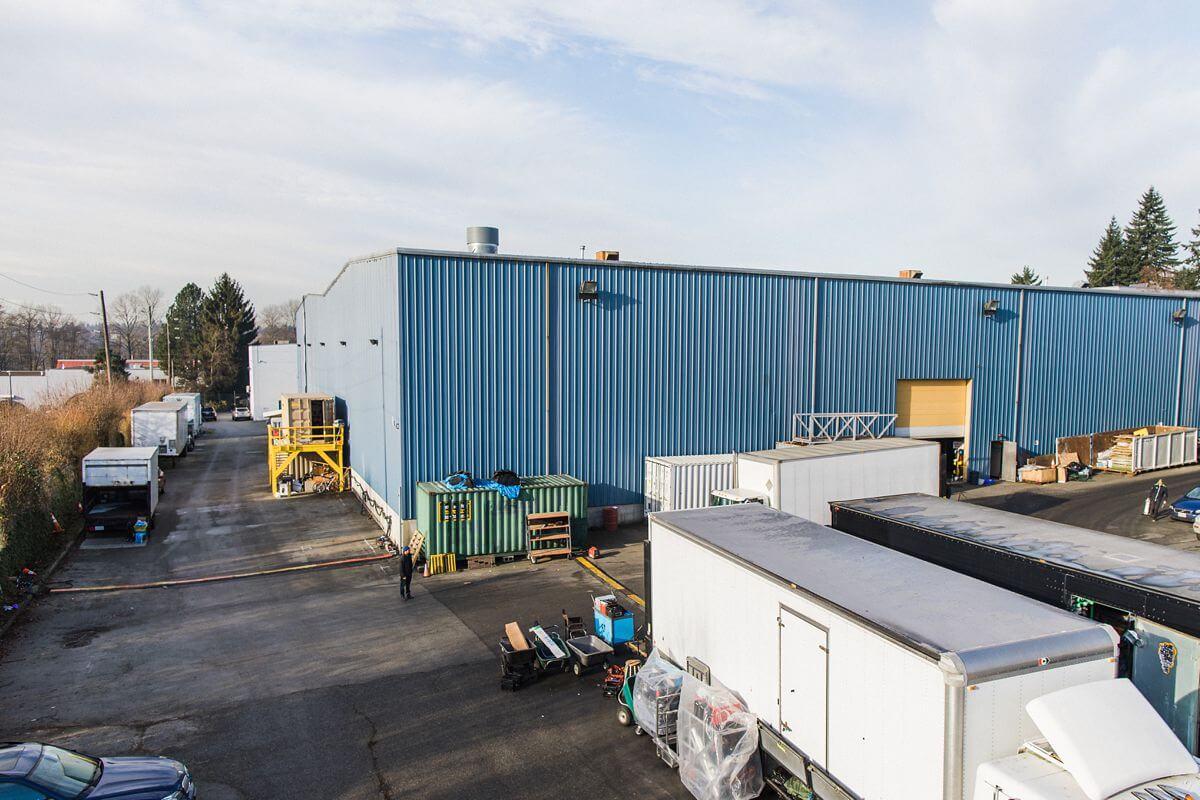 Eagle Creek Studios exterior photograph